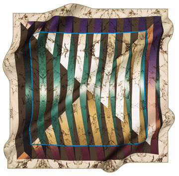 Aker Mondial Turkish Silk Scarf No. 51 Aker,Silk Scarves Aker