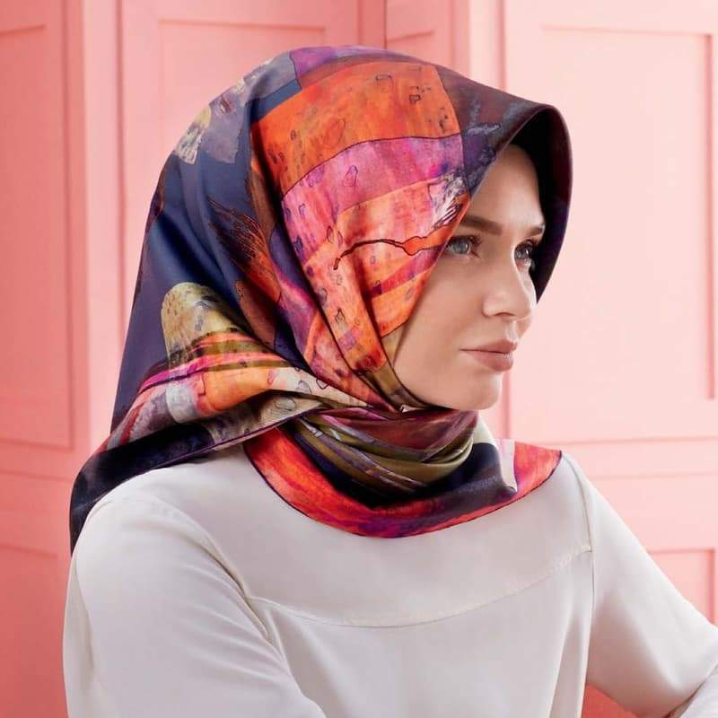 Armine : Alyna Beautiful Square Hijab