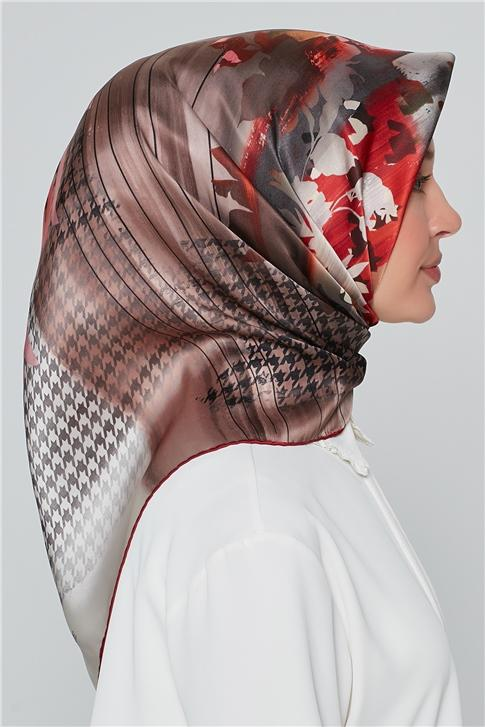 Armine Belle Turkish Silk Scarf No. 82 Silk Hijabs,Armine Armine