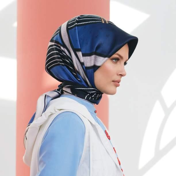 Armine Seville Turkish Silk Wrap No. 1 Silk Hijabs,Armine Armine