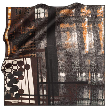 Cacharel Jenny Silk Foulard No. 11 Silk Scarves Cacharel