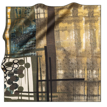 Cacharel Jenny Silk Foulard No. 13 Silk Scarves Cacharel