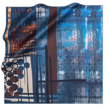 Cacharel Jenny Silk Foulard No. 21 Silk Scarves Cacharel