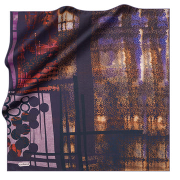 Cacharel Jenny Silk Foulard No. 92 Silk Scarves Cacharel