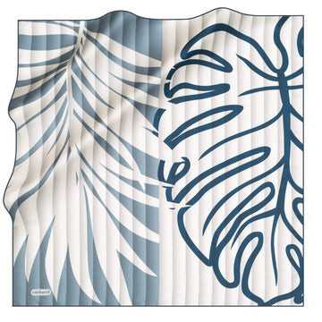 Cacharel Tropica Women Silk Foulard No. 21 Silk Scarves Cacharel