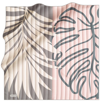 Cacharel Tropica Women Silk Foulard No. 71 Silk Scarves Cacharel