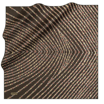 Cacharel Glamira Silk Twill Scarf No. 51 Silk Scarves Cacharel