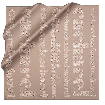 Cacharel Brand Silk Scarf No. 31 Silk Scarves Cacharel