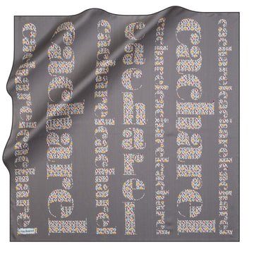 Cacharel Brand Silk Scarf No. 71 Silk Scarves Cacharel