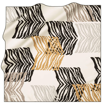 Cacharel Noa Square Silk Scarf No. 11 Silk Scarves Cacharel