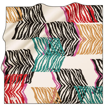 Cacharel Noa Square Silk Scarf No. 13 Silk Scarves Cacharel