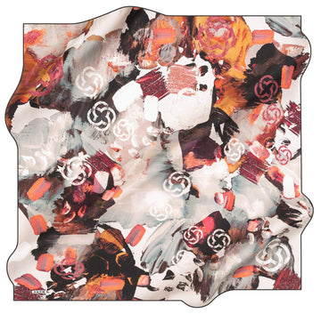 Aker Brand Turkish Silk Scarf No. 13 Aker,Silk Scarves Aker