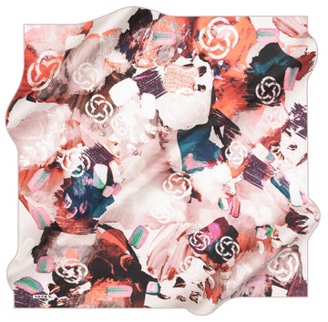 Aker Brand Turkish Silk Scarf No. 91 Aker,Silk Scarves Aker
