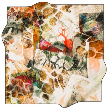 Pierre Cardin Bailey Silk Scarf No. 11 Pierre Cardin,Silk Scarves Pierre Cardin