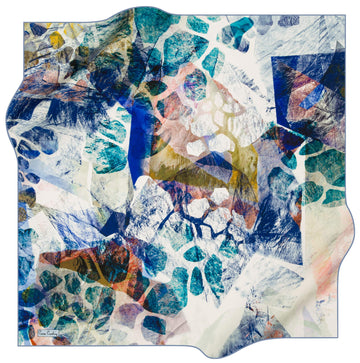 Pierre Cardin Bailey Silk Scarf No. 21 Pierre Cardin,Silk Scarves Pierre Cardin