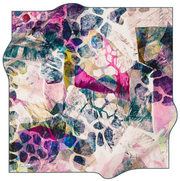 Pierre Cardin Bailey Silk Scarf No. 52 Pierre Cardin,Silk Scarves Pierre Cardin