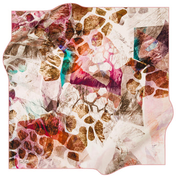 Pierre Cardin Bailey Silk Scarf No. 91 Pierre Cardin,Silk Scarves Pierre Cardin