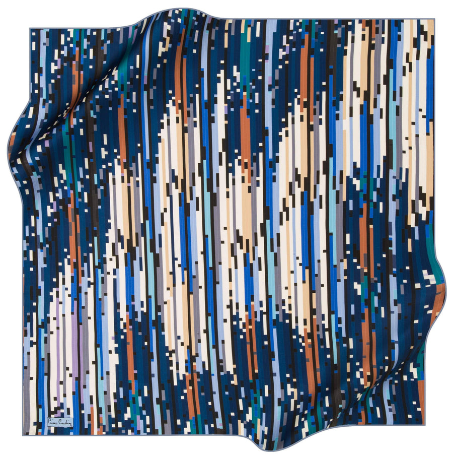 Pierre Cardin Stylish Women Silk Scarf No. 22 Pierre Cardin,Silk Scarves Pierre Cardin