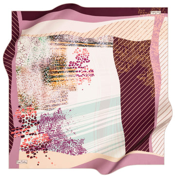Pierre Cardin Fashion Turkish Silk Hair Wrap No. 91 Pierre Cardin,Silk Scarves Pierre Cardin
