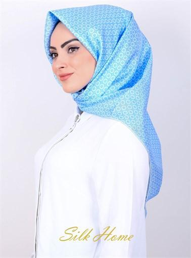 Silk Home :  Simplicity At Its Best Head Scarf
