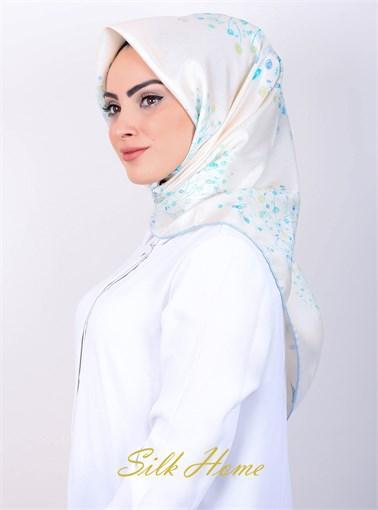 Silk Home :  Perfect for Wedding Turkish Silk Scarf
