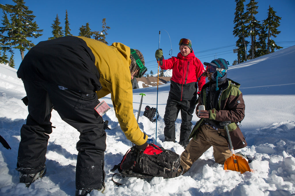 GLCR by 686 Avalanche Awareness Weekend