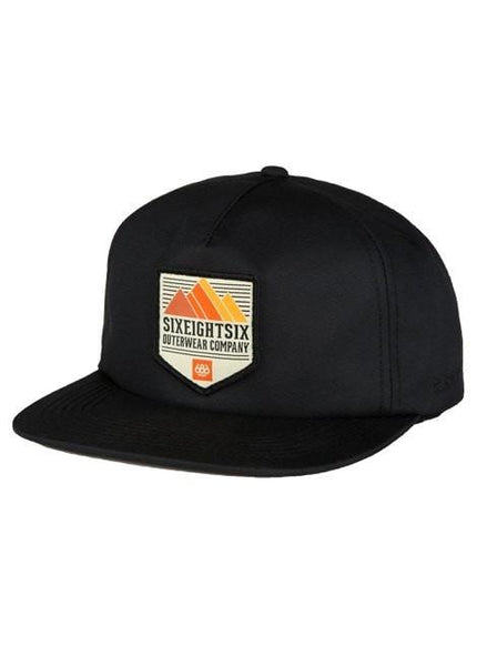 686 Men's Mountain Waterproof Snapback