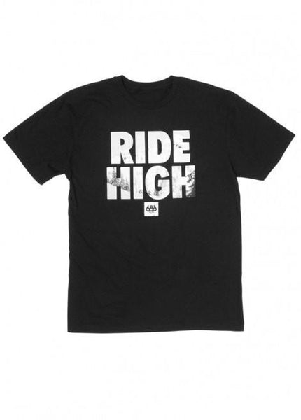 RIDE HIGH S/S T-SHIRT