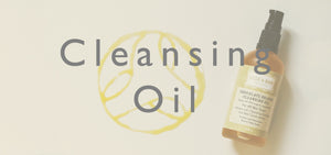 Claensing with Oil