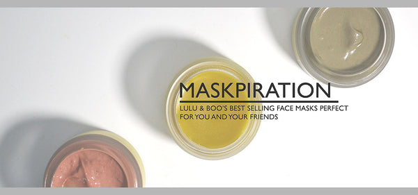Maskpiration - A guide to the perfect skincare mask.