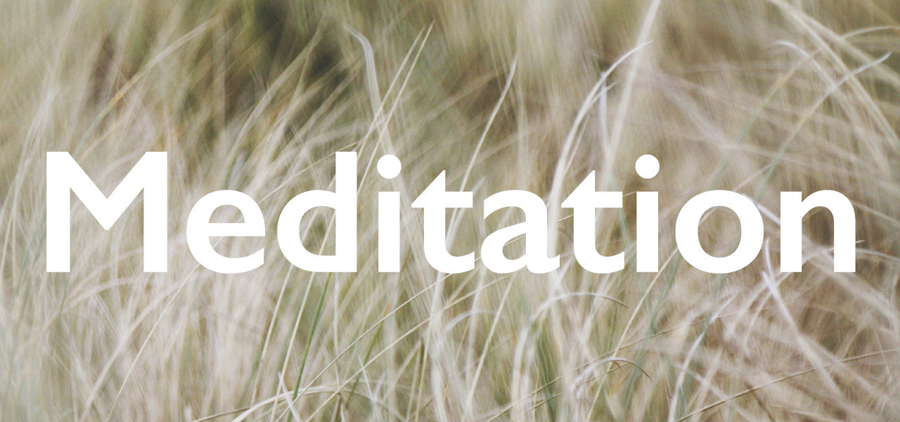 A simple guide on meditation: