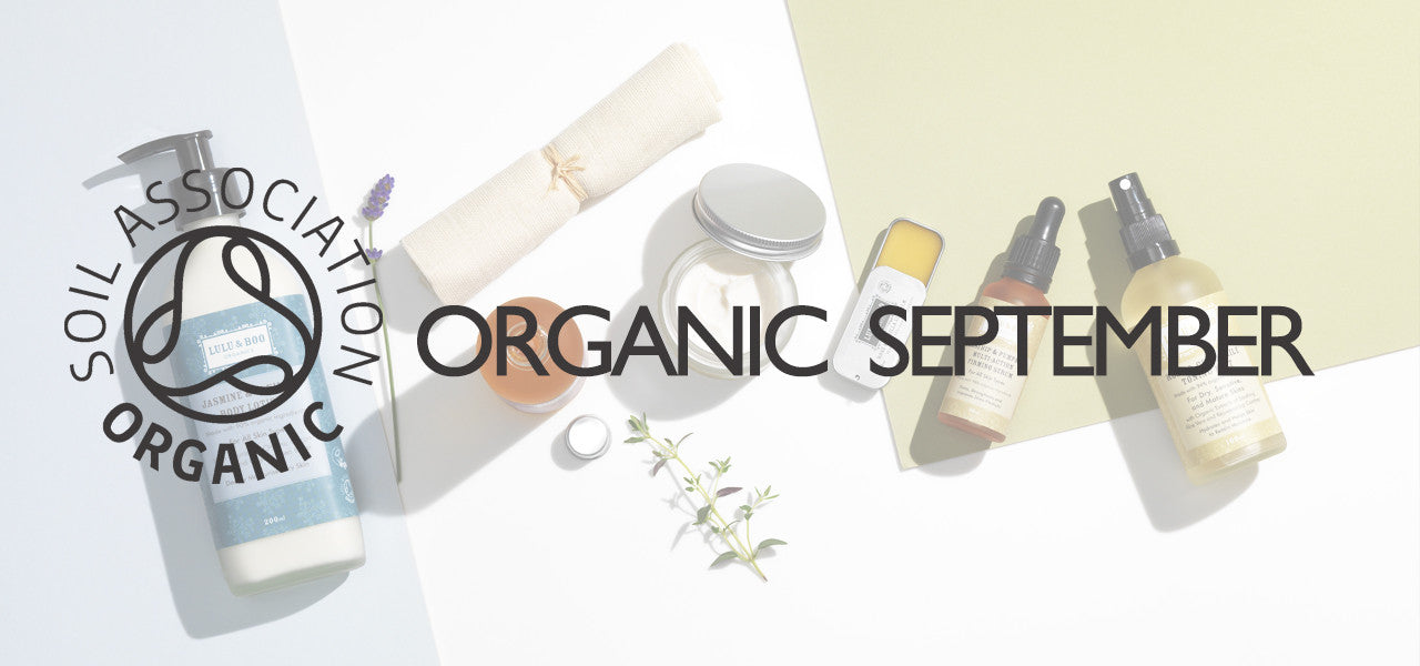 Celebrate Organic September with Lulu & Boo!