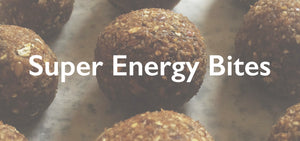 Super Energy Protein Bites