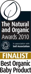 Best Organic Baby Product Award