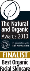 Finalist Best Organic Skin Care Award