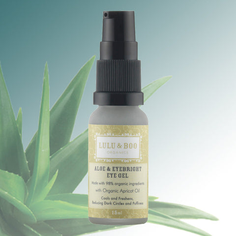 Aloe & Eyebright Eye Gel