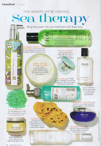 Seaweed Purifying Mask in Pregnancy & Birth Magazine