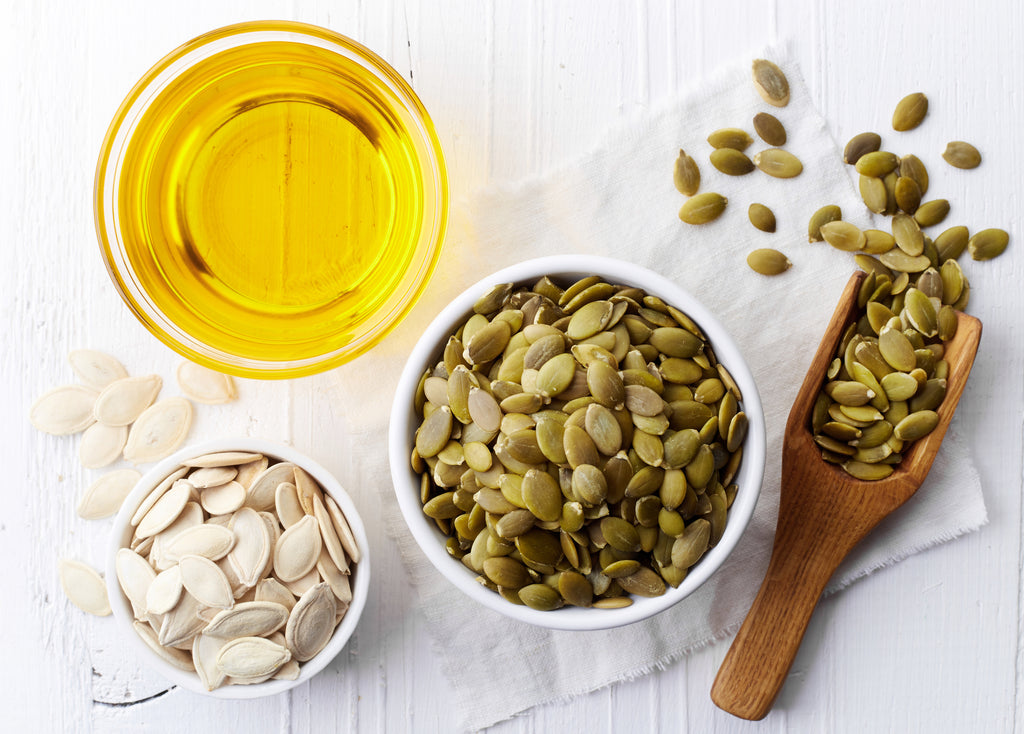 Pumpkin Seeds and Oil