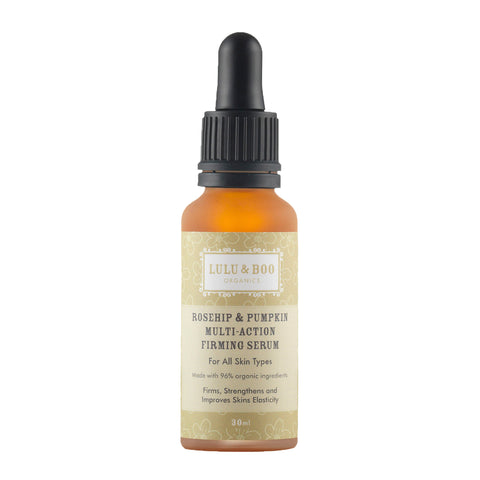 Rosehip & Pumpkin Multi-Action Firming Serum