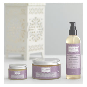 Lulu and Boo mother and baby skincare range