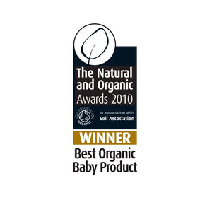 The Natural and Organic Awards Winner Logo