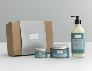 Luxury Pampering Collection - Lulu & Boo Organics