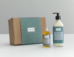 Jasmine & Vanilla Body Collection - Lulu & Boo Organics