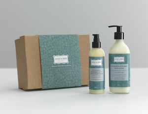Lavender & Bergamot Body Collection - Lulu & Boo Organics