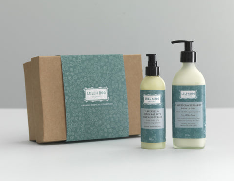 Lavender & Bergamot Body Collection