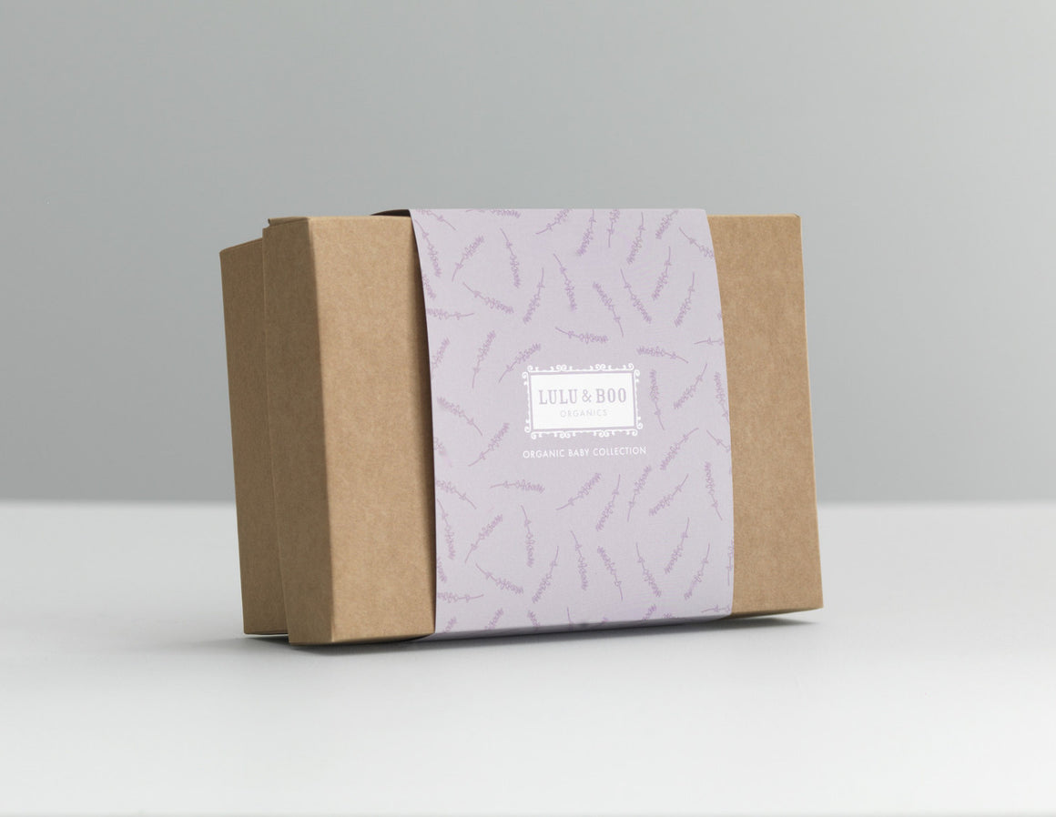 Baby Care Gift Box - Add your own products - Lulu & Boo Organics