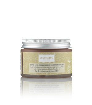Super Anti-Oxidant Berry Brightening Mask