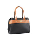 Polo Haus Top Handbag (BLACK)