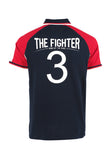 Polo Haus - Boxing Range - The Fighter King Of The Ring (Dark Blue)