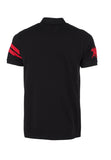 Polo Haus - Boxing Range - Rise to Glory Collar Tee (Black)